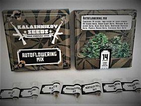Kalashnikov Seeds Autoflowering Mix Fem