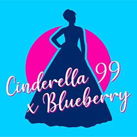 Cinderella 99 x Blueberry