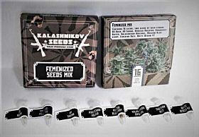 Kalashnikov Seeds Feminized Mix