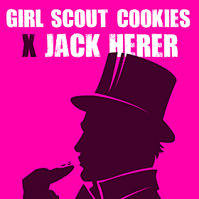 Girl Scout Cookies x Jack Herer