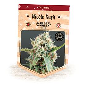 Garden of Green Nicole Kush Feminized Seeds