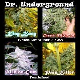 Dr Underground Killer Mix 4