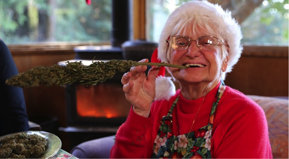 Senior Stoners: The Growing Appeal of Pot for Pensioners