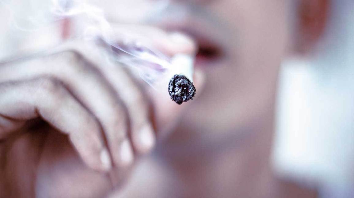 The Myths of Second-Hand Cannabis Smoke, Burned