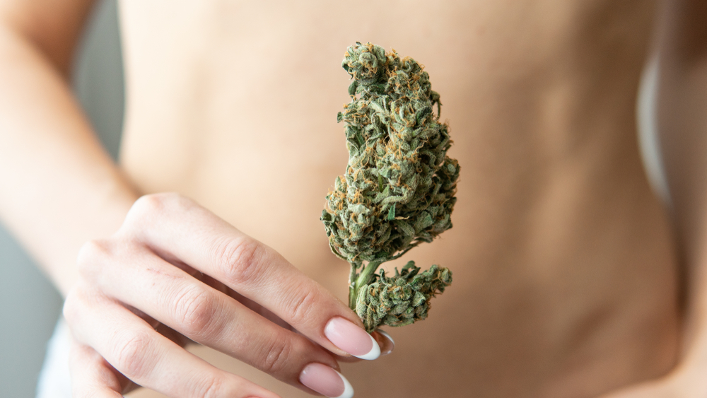 Cannabis and Sex: What's the Connection?
