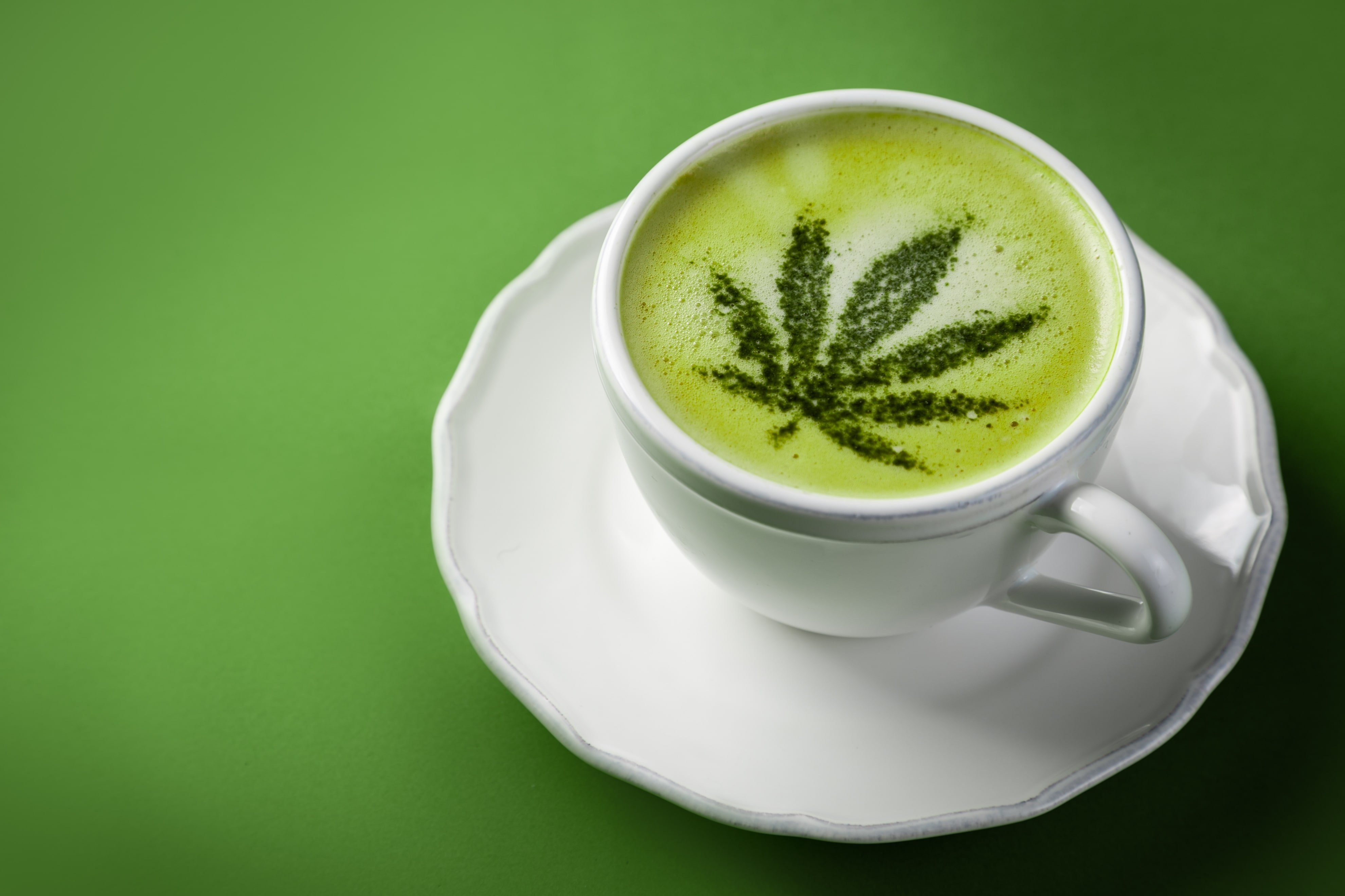 Six best strains for infused cannabis drinks