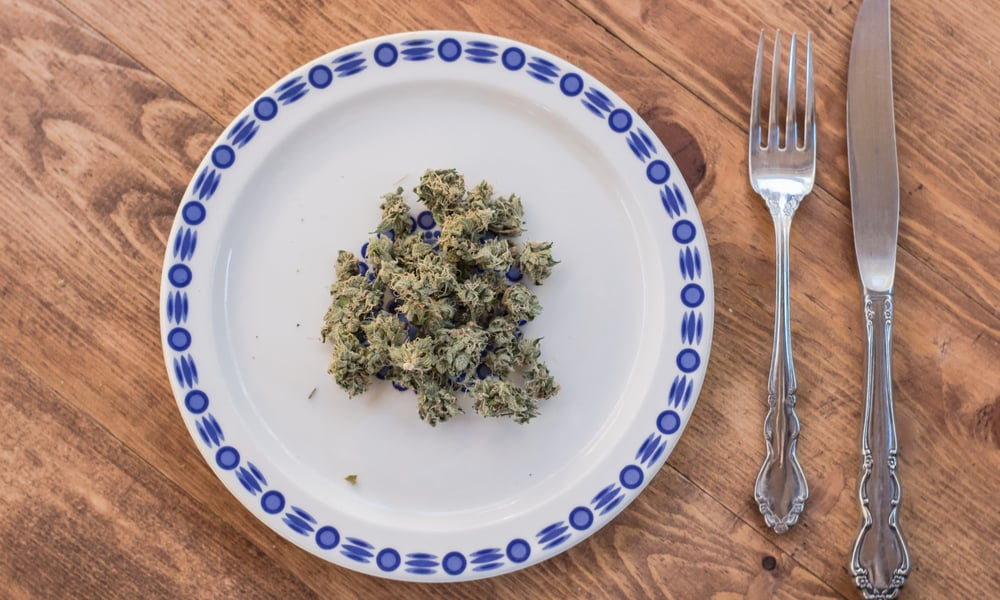 Eating Raw Cannabis: Fad or Fab?