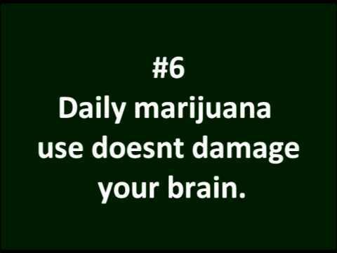 25 Reasons to Smoke Marijuana