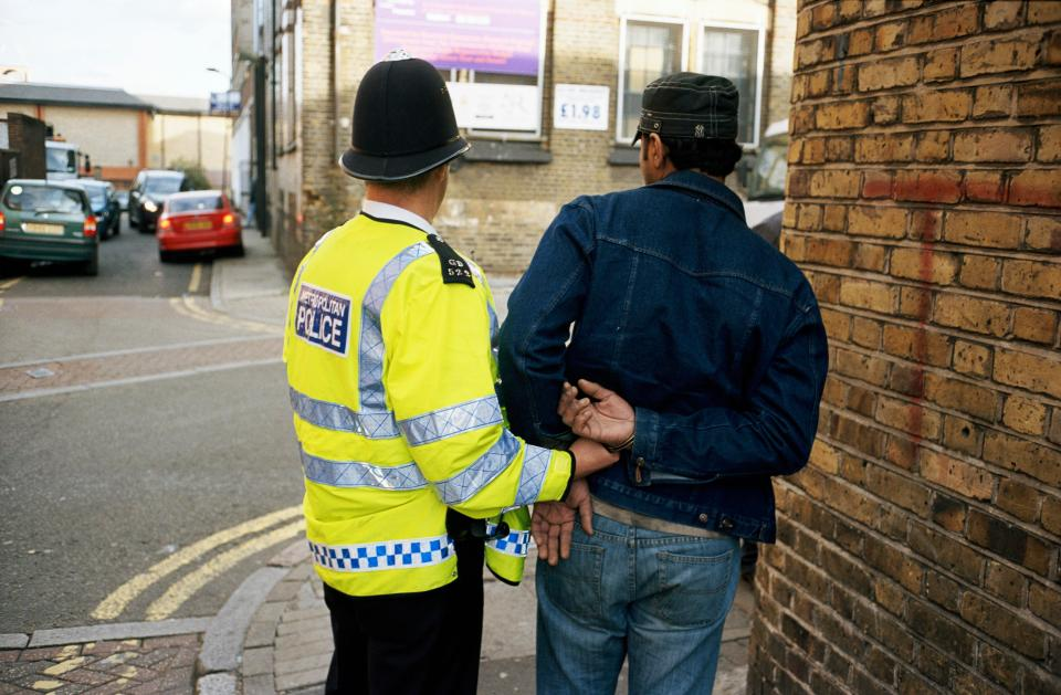 UK Police Chief Will No Longer Prosecute Low-Level Class-A Drug Dealers
