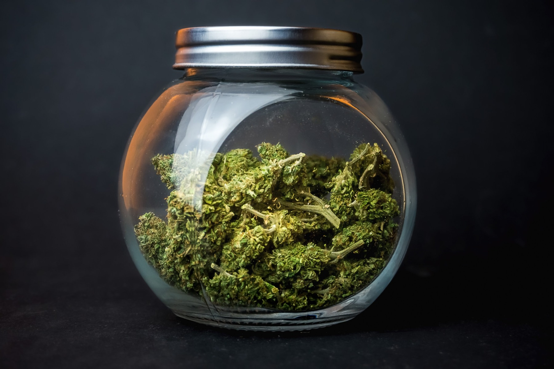 curing weed